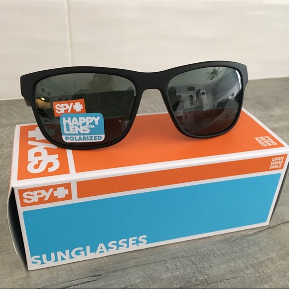 4d9b57b3836 Brand New SPY Walden Polarized Sunglasses